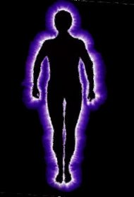 kirlian photography of human