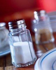 white table salt