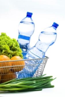 bottled vitamin water