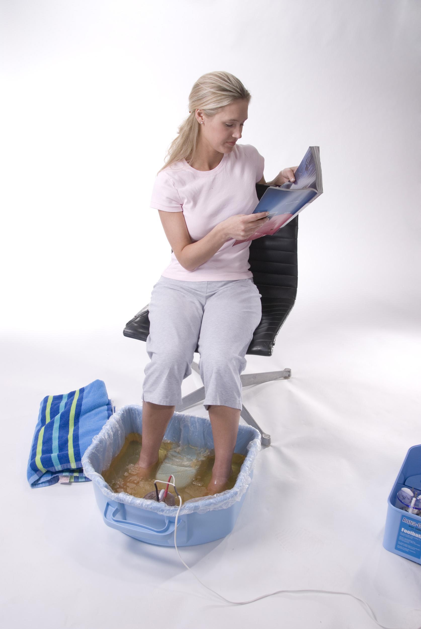 Ionic foot bath detox ionic foot bath nvjuhfo Images