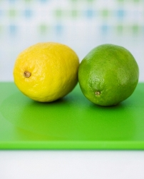 Health benefits of lemon vs lime?