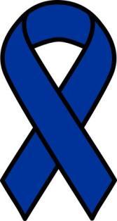 colon cancer awareness ribbon