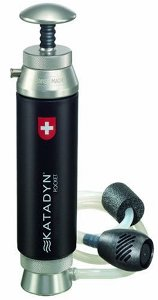 katadyn portable water purifier