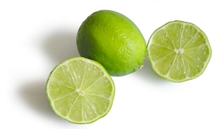Lime juice is anti-viral and anti-bacterial