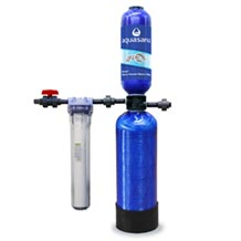 the whole house water filter system or is the most convenient of all the water filter systems because it is installed directly into - Whole House Water Filtration System