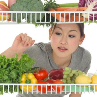 choose vegetables