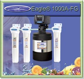 Crystal Quest CQE-WH-02101 whole house water filter